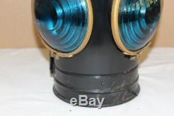 Railroad Marker Light Dressel Good Condition