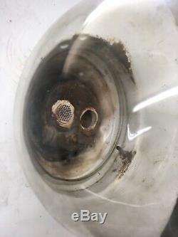 Railway Sugg Gas Lamp With Globe