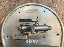 Rare Adams And Westlake Folding Railroad Sink Pullman Car Antique