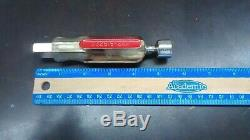 Safetran railroad train crossing signal terminal wrench double lock stubby tool