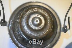 Seaboard Air Line sal Keystone Casey tall globe railroad lantern