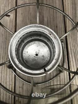 Southern Railway Lantern, Marked Clear Globe and Lid, Very Clean