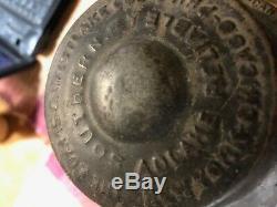 Southern Railway Railroad Lantern Adlake Reliable Southern Ry