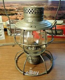 Terminal Railroad Association Lantern Handlan St Louis Trra 1912