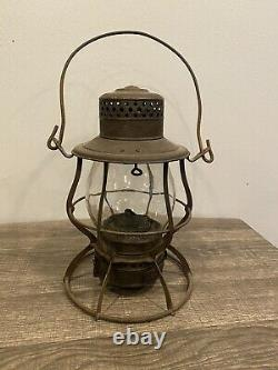 The Casey Vintage Railroad Lantern