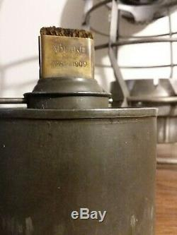 The D & H RAILROAD Co. Lantern 1900s Dressel fount V. G. C