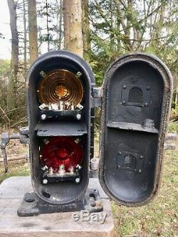 Union Switch & Signal Co. Dwarf Signal Lamp Railroad Lamp