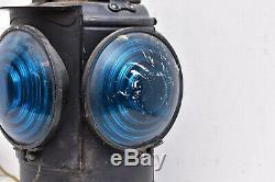 VTG Adlake Railroad Switch Lantern Light Lamp RR Train WPRR Western Pacific ATQ