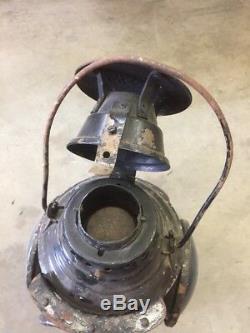 Vintage ARLINGTON DRESSEL N. J. U. S. A. Railroad Signal Lantern