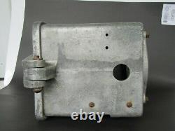 Vintage Adlake Semaphore Aluminum Railroad Lantern Light #1216 (Clean)