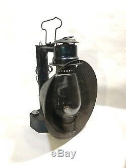 Vintage American Railroad Inspectors Lantern