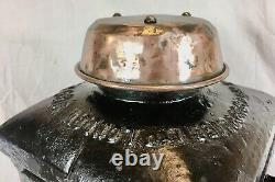 Vintage LNER Bull's Eye Railway Lantern S40A / HS68 (British Rail) Railwayana
