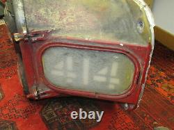 Vintage Large Trans-Lite Pyle National Railroad Train Engine Headlight
