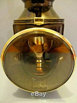 Vintage London Transport Railway Signal Lantern