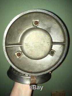 Vintage Model A Union Carbide Oxweld Railroad Lamp Lantern Complete