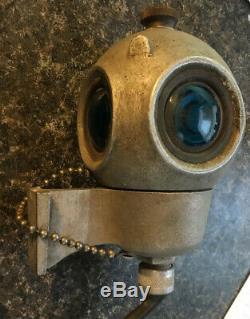 Vintage Plye Railroad Caboose Lantern