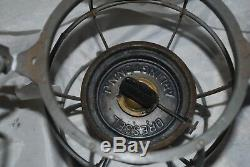 Vintage Prr Dressel Arlington Nj Red Globerailroad Lantern Lamp