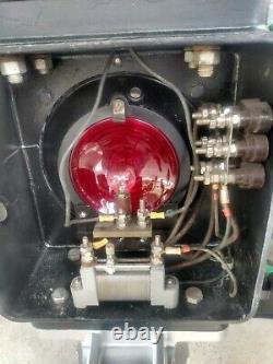 Vintage Railroad Signal Light