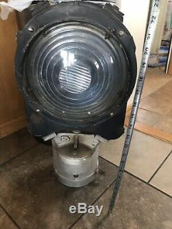 Vintage Railroad Train Light By Safetran Systems Corp Train Lights And Signals
