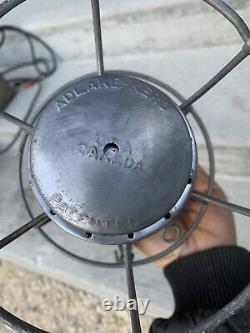 Vintage Railway/Railroad Lantern Orange Globe Hiram Piper Lantern