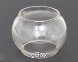 Vintage Soo Line Adlake Clear Glass Globe Railroad Lantern