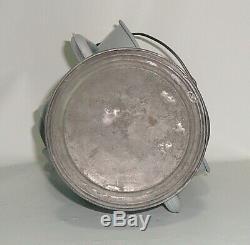 Vintage Star HeadLight & Lantern Co. Railroad Inspector Oil lantern