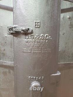 Vintage Union Switch & Signal US&S Colorlight Illinois Central Railroad Signal