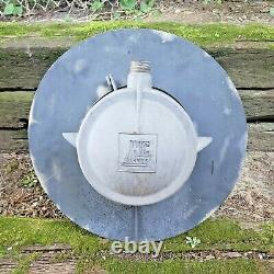 Vintage WC Hayes Red Lens Train Railroad Crossing Traffic Signal Light 20 Wide