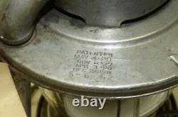 Vtg Old Dietz Vesta NYNH&H New York New Haven & Hartford Railroad RR Lantern