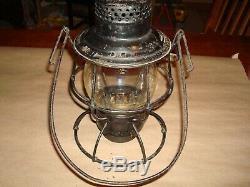 Western Maryland Railway Lantern ADLAKE RELIABLE